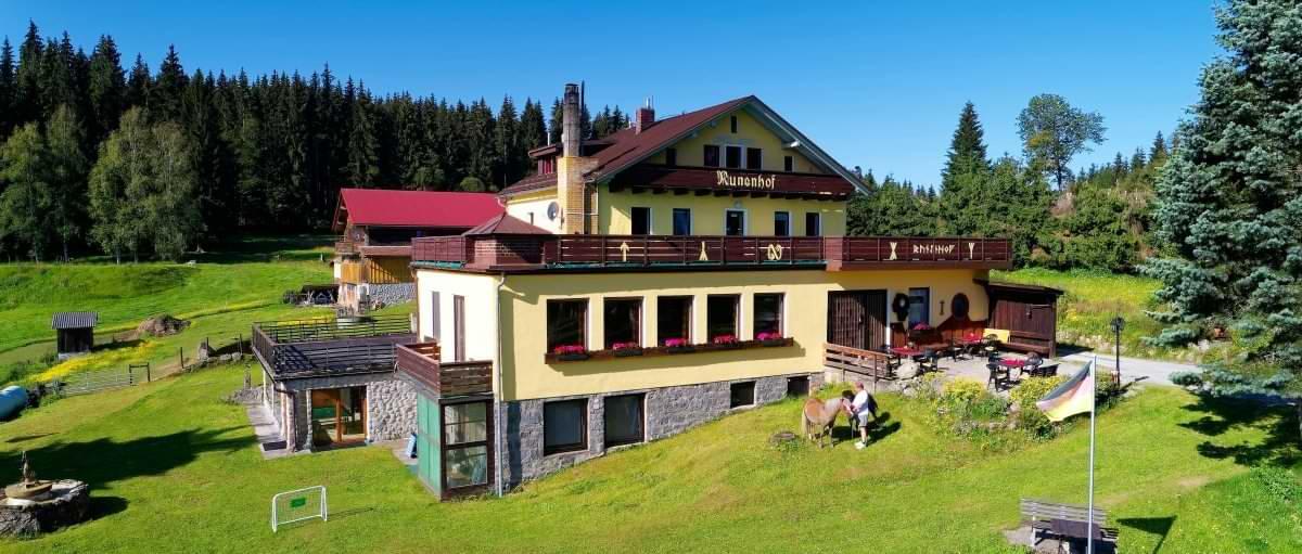 Pension Bayerischer Wald Zimmer im Dreiländereck Bauernhofurlaub