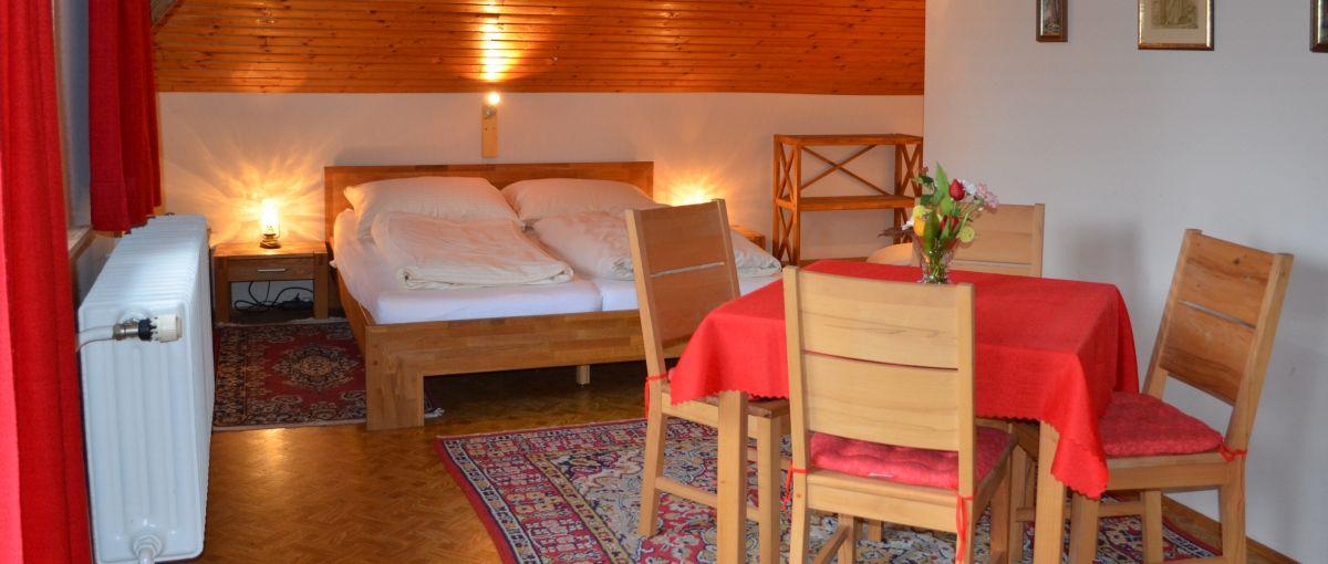 Zimmer mit Frühstück bei Bischofsreut und Philippsreut