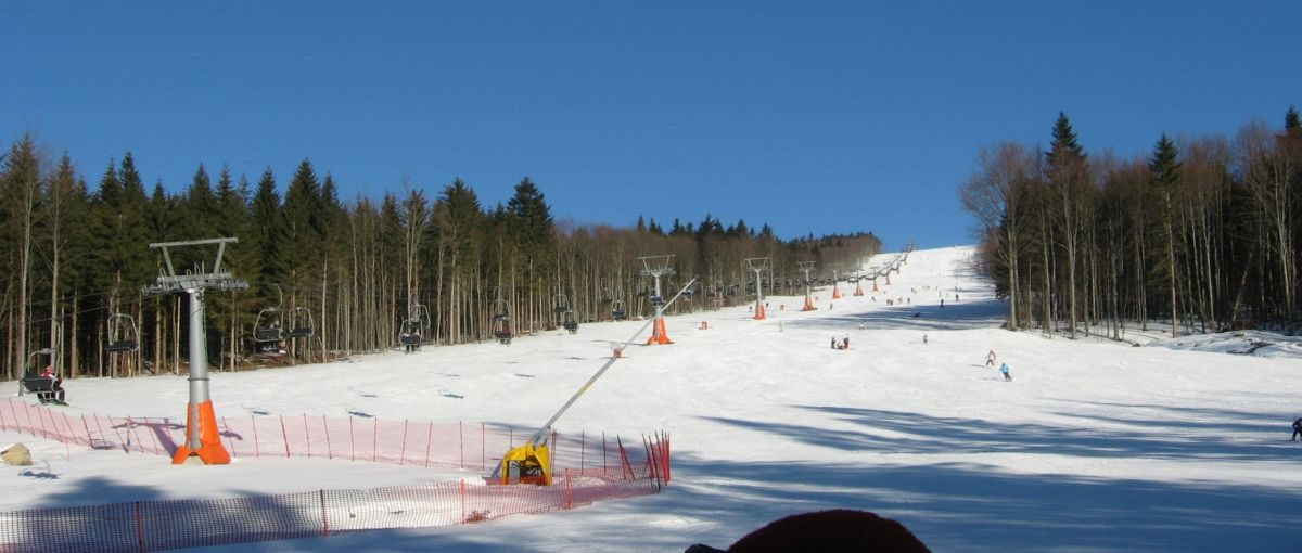 Urlaub am Runenhof mit Skifahren im Bayerischen Wald