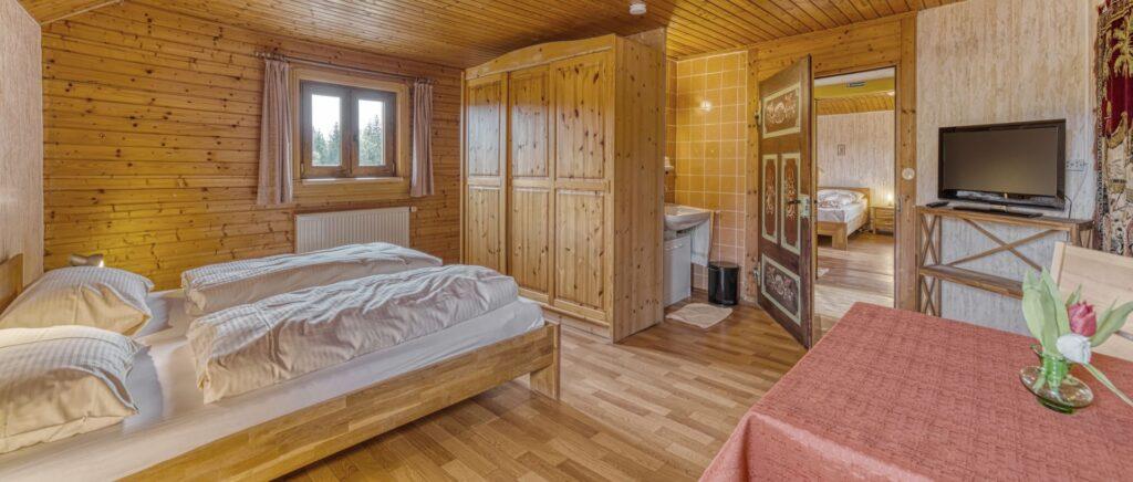 Zimmer mit Frühstück im Dreiländereck Bayerischer Wald